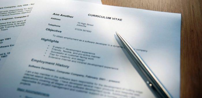 cv tips for omani job applicants